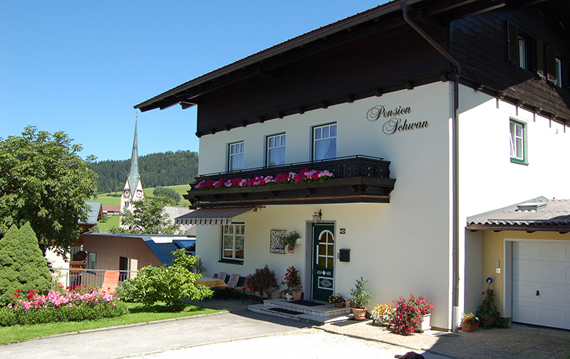 Pension Schwan Abtenau